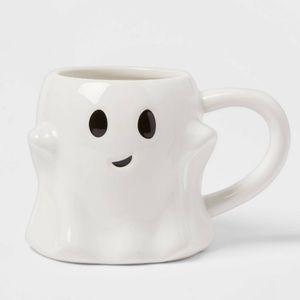 Threshold Stoneware Ghost Mug